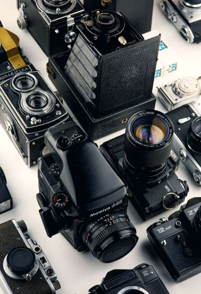 National Camera Day - day for the device that can capture the moment(s). #CameraDay