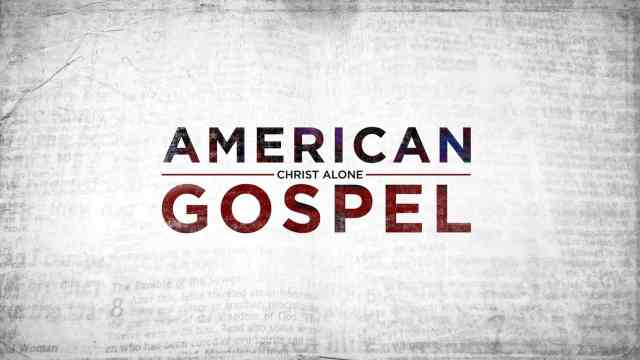 American Gospel: Christ Alone Film - About: Is Christianity Christ + the American dream? American Gospel  examines how the prosperity gospel (the Word of Faith movement) has distorted the gospel message, and how this theology is being exported abroad. This feature-length film is the first in a series.