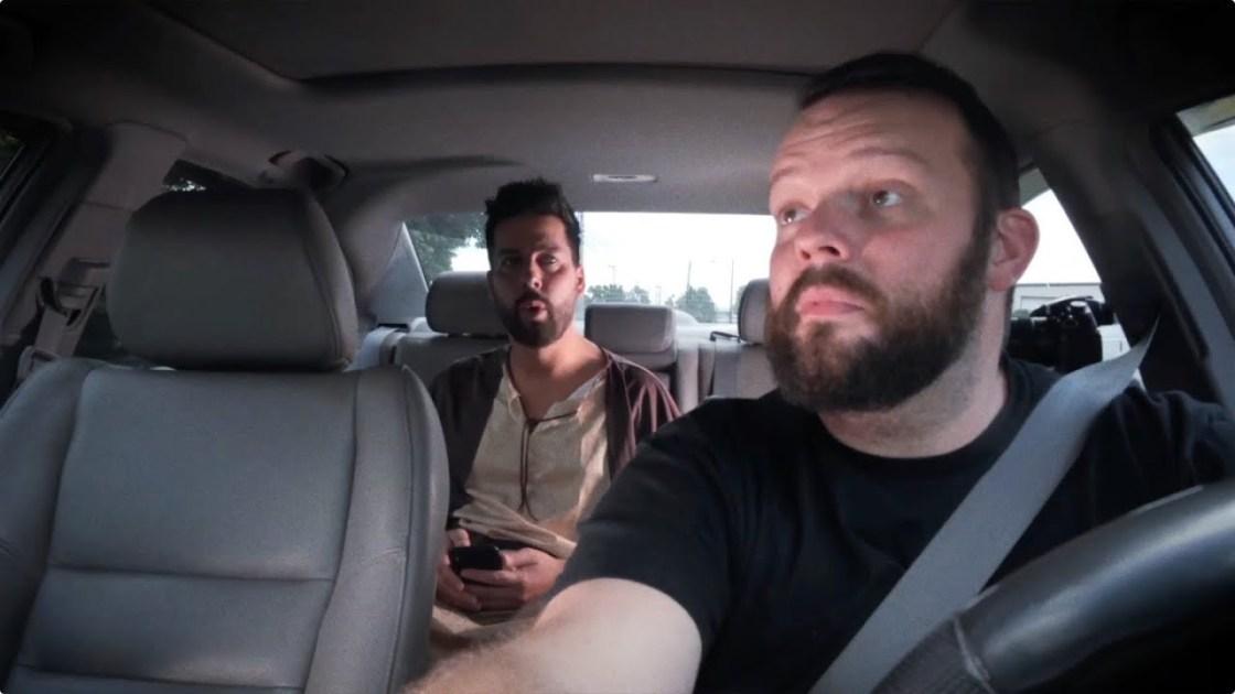 If Bible Characters Took Uber