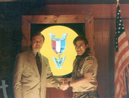 Steve Eagle Scout Bankquet 1994