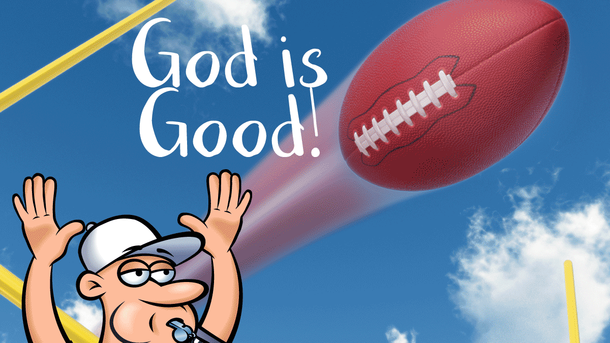 God is Good – Attribute of God – Day 16