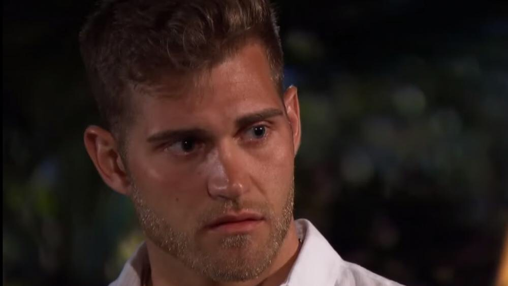 Contestant booted off The Bachelorette because of his Christian Purity Stance