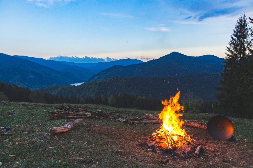 Make campfires safe and enjoyable - Who doesn't look forward to sitting around a crackling campfire in the evening with family or friends? Such an experience attracts people to try camping, ultimately converting many of them into lifelong camping enthusiasts.