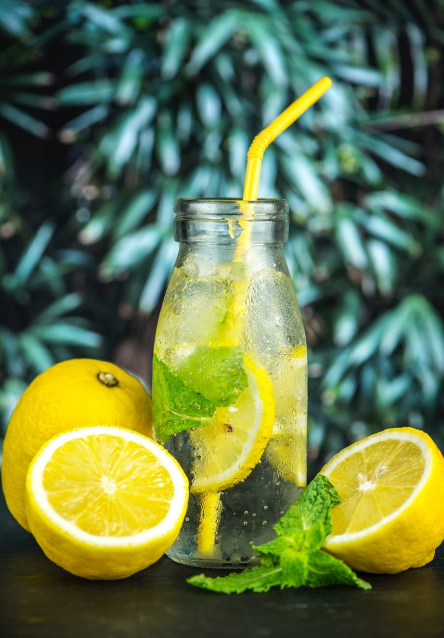 Lemonade: This is also a popular summer time drink. It is made with water and squeezed lemons. Some people add sugar to sweet the drink. I use to have to make this when I worked at Corn Dog on a Stick as a teenager.
