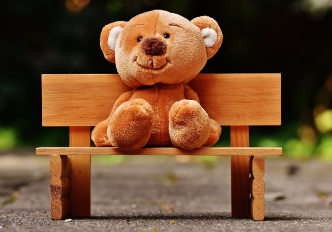 Teddy Bear Picnic Day - Time to get out your teddy bear and have a picnic with that cuddly. #TeddyBearPicnicDay