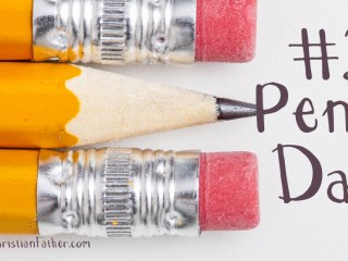 National #2 Pencil Day - a day set aside for the icon writing utinsil we all use or have used when we were in school and especially for taking those bubble test. #2PencilDay