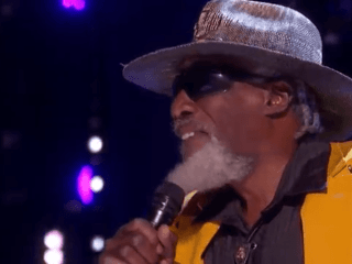 Starting to See by Robert Finley on AGT