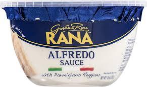 Pasta Day - GioVanni Roma Rana Alfredo Sauce