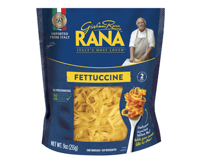 Pasta Day - GioVanni Roma Rana Fettuccine