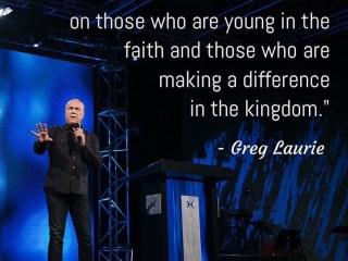 Satan often focuses his attacks on those who are young in the faith and those who are making a difference in the kingdom. Greg Laurie