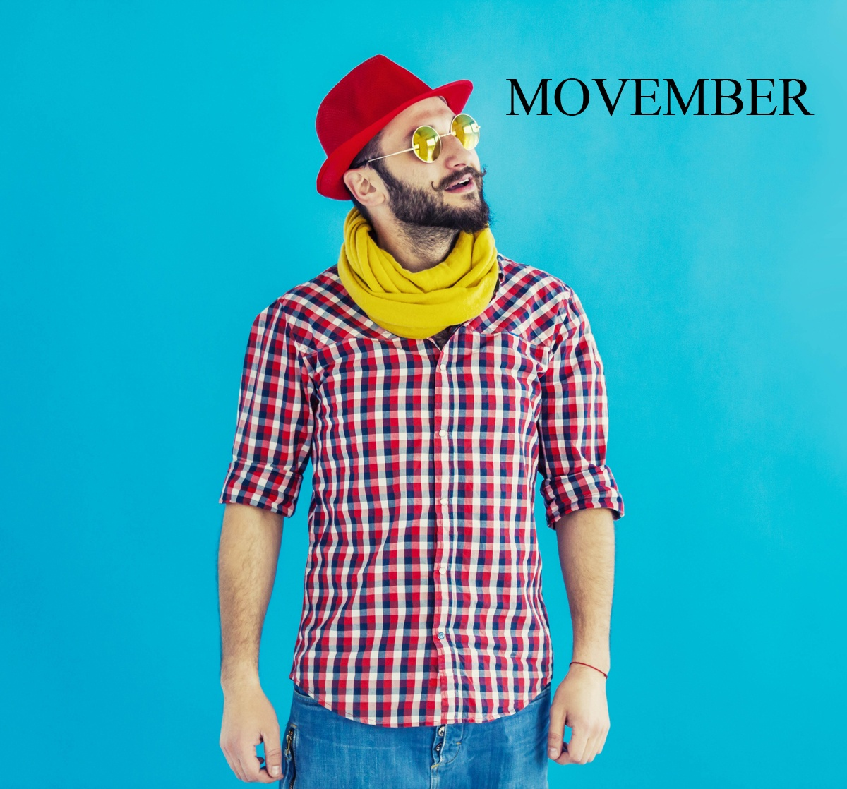 Movember aims to address men's health issues - This day encourages a greater understanding of men's health issues, such as prostate cancer, testicular cancer and men's suicide. #Movember