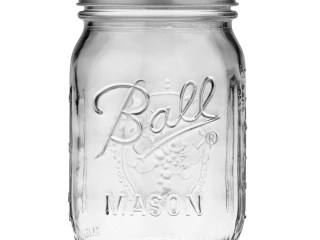 National Mason Jar Day - Those glass containers that often is used for canning foods is also a great accent piece for crafts and decorations. It has it's own holiday! #MasonJar #MassonJarDay