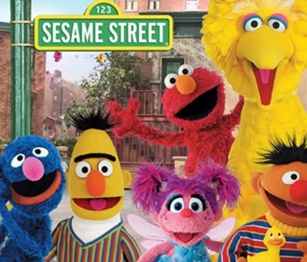 Sesame Street Day - the day for those educating bunch of characters and people. #Sesame50