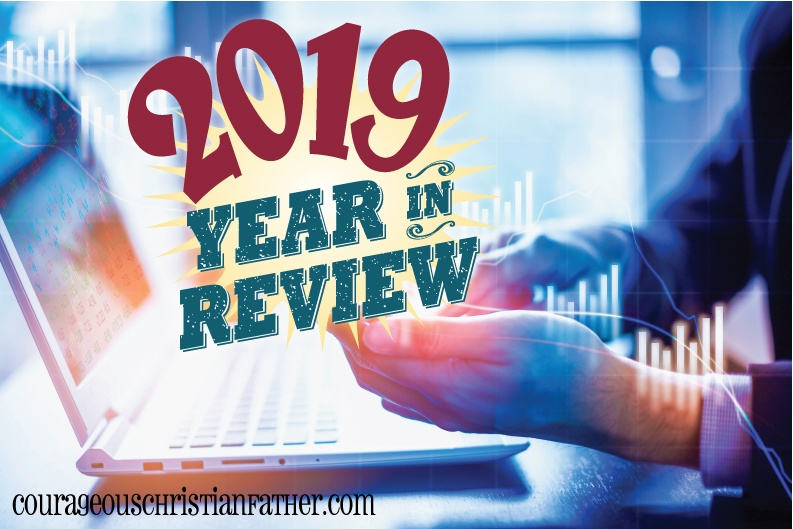 2019 Year in Review - This my annual blog post highlighting the stats and other stuff that happened in blogging throughout the 2019 year.