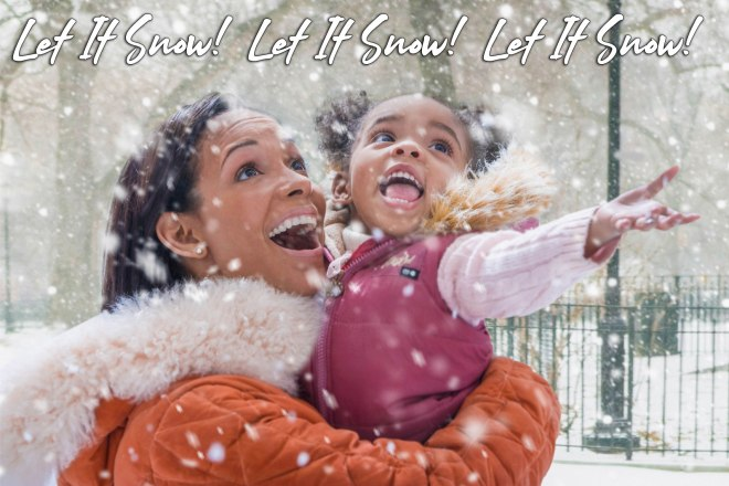 Christmas carol spotlight: Let It Snow! - This snowy song is a beloved Christmas tune with an interesting history. #LetItSnow