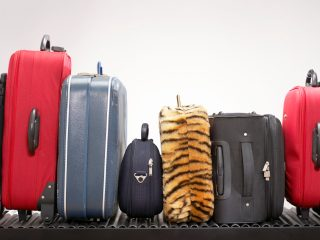 Donate Luggage to your local foster care agency - A way to donate that unwanted luggage so a child can use it for their belongings, instead of transporting them in a trash bag.