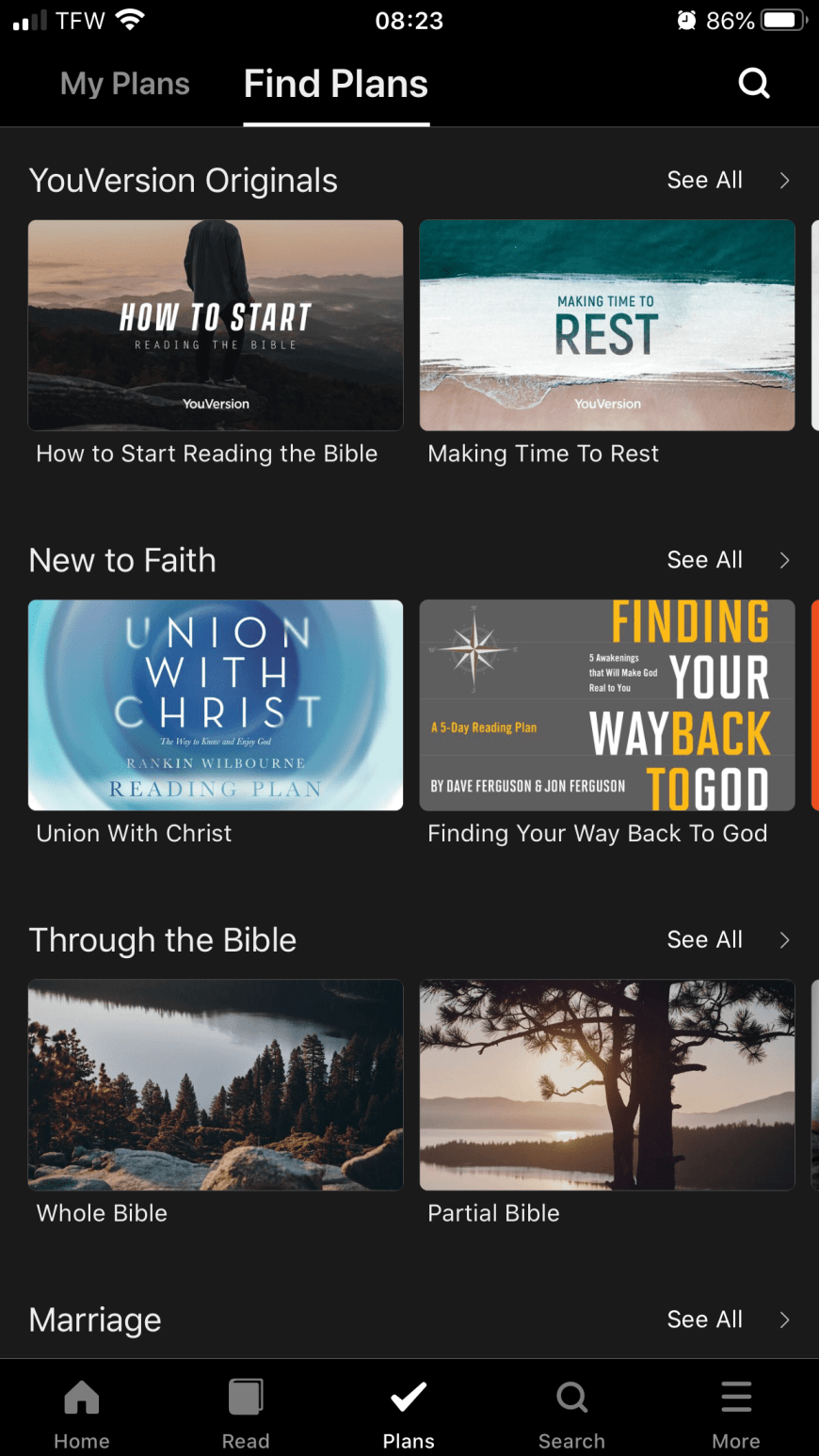 YouVersion shares tips to stick with Bible-reading resolutions throughout 2020