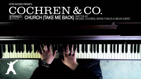 Church (Take Me Back) by Cochren & Co is this weeks Christian Music Monday feature. #ChurchTakeMeBack #ChochrenCo