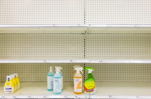How to clean when faced with a shortage of supplies - For those having trouble finding well-known cleaning agents, these alternatives may suffice.