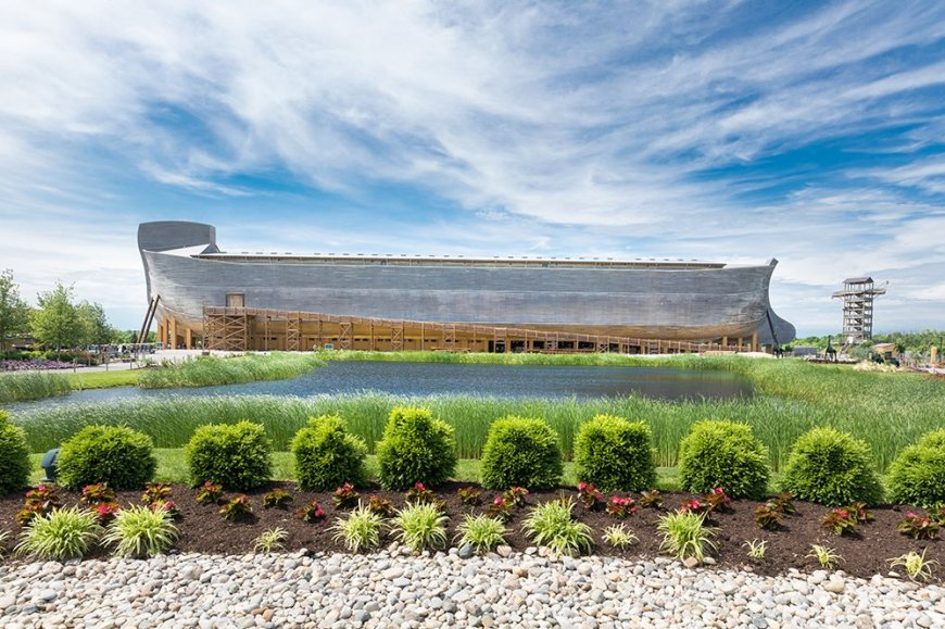 Ark Encounter: Ark Encounter and Creation Museum Finish First and Second in National Poll The Ark Encounter has been chosen as the best religious museum in the United States, out of 20 nominees. #ArkEncounter