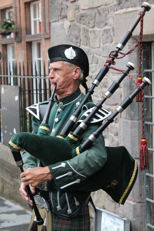 International Bagpipe Day a day to go out and play your bagpipe anywhere and to everyone you can. #InternationalBagpipeDay #BagpipeDay #BagPipes (Bagpipes Highlander Man Pexels Photo 63248)
