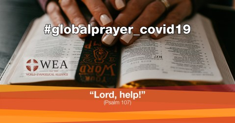 Global Day of Prayer and Fasting amid the ongoing COVID-19 pandemic - This day of PRAYER and FASTING is set for Sunday, March 29, 2020. globalprayer_covid19 #GlobalDayofPrayerandFasting #COVID19 #Coronavirus