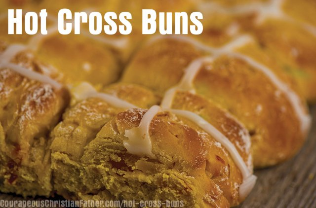 Enjoy hot cross buns this Easter - A number of foods are enjoyed during Easter celebrations, from hard-boiled eggs to ham to roasted lamb. Sweets such as candies and chocolates also take center stage on Easter Sunday. In addition to these traditional favorites, hot cross buns have become must-haves for many Easter celebrants. #HotCrossBuns