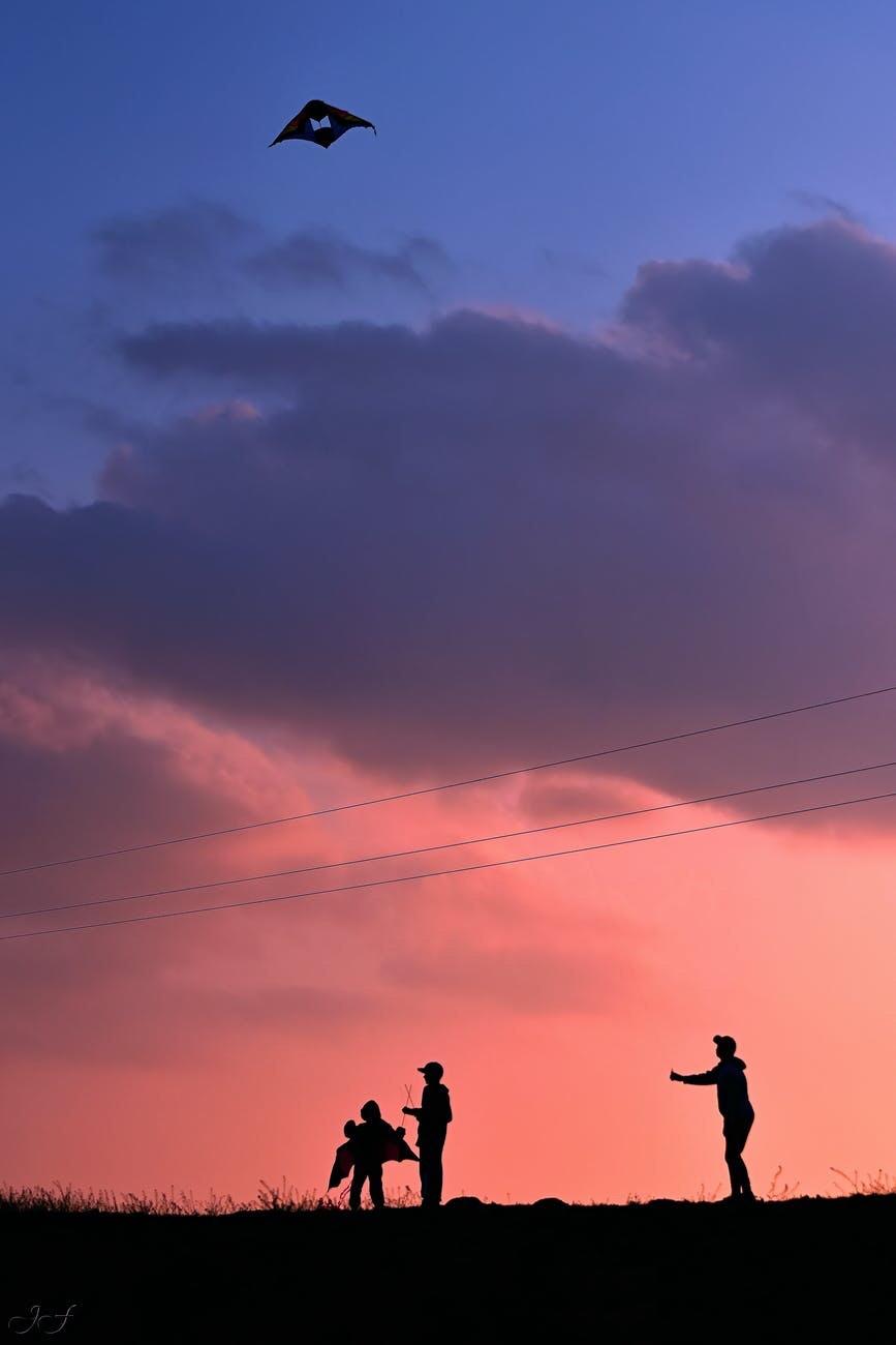 Let kites soar: A Lenten tradition takes flight