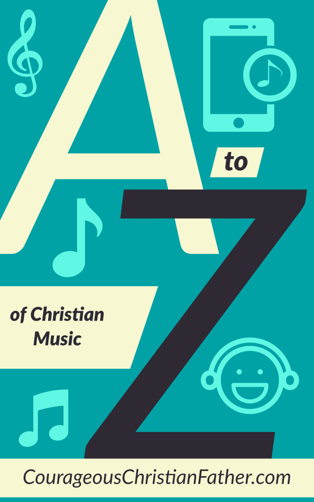 The A-Z Of Christian Music - This is a list of Christian Bands, Christian Music Songs or anything else to do with Christian Music that start with the letter of the alphabet and I am going to go from A to Z. #ChristianMusic