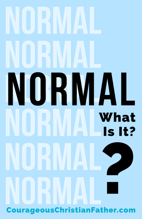Normal? What is it? Is there such a thing as normal today? We live in a constantly changing world. Acceptance and tolerance being even much bigger today than in the past. #Normal