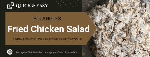 Bojangles Chicken Salad