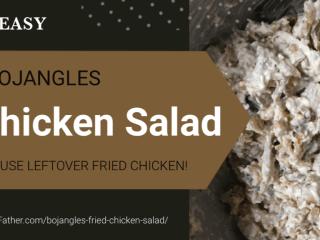 Bojangles Chicken Salad