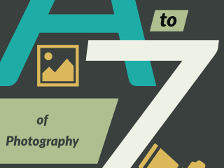 The A-Z of Photography - this is an alphabetical list of all things dealing with photography starting with the letter A and ending with the letter Z. #Photography
