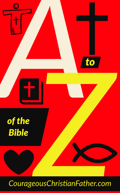 The A-Z of the Bible - Using each letter of the alphabet, I am going to share something about the Bible for each one. It could be a Book of the Bible, Geographical place or Bible Character, etc. #Bible #BGBG2