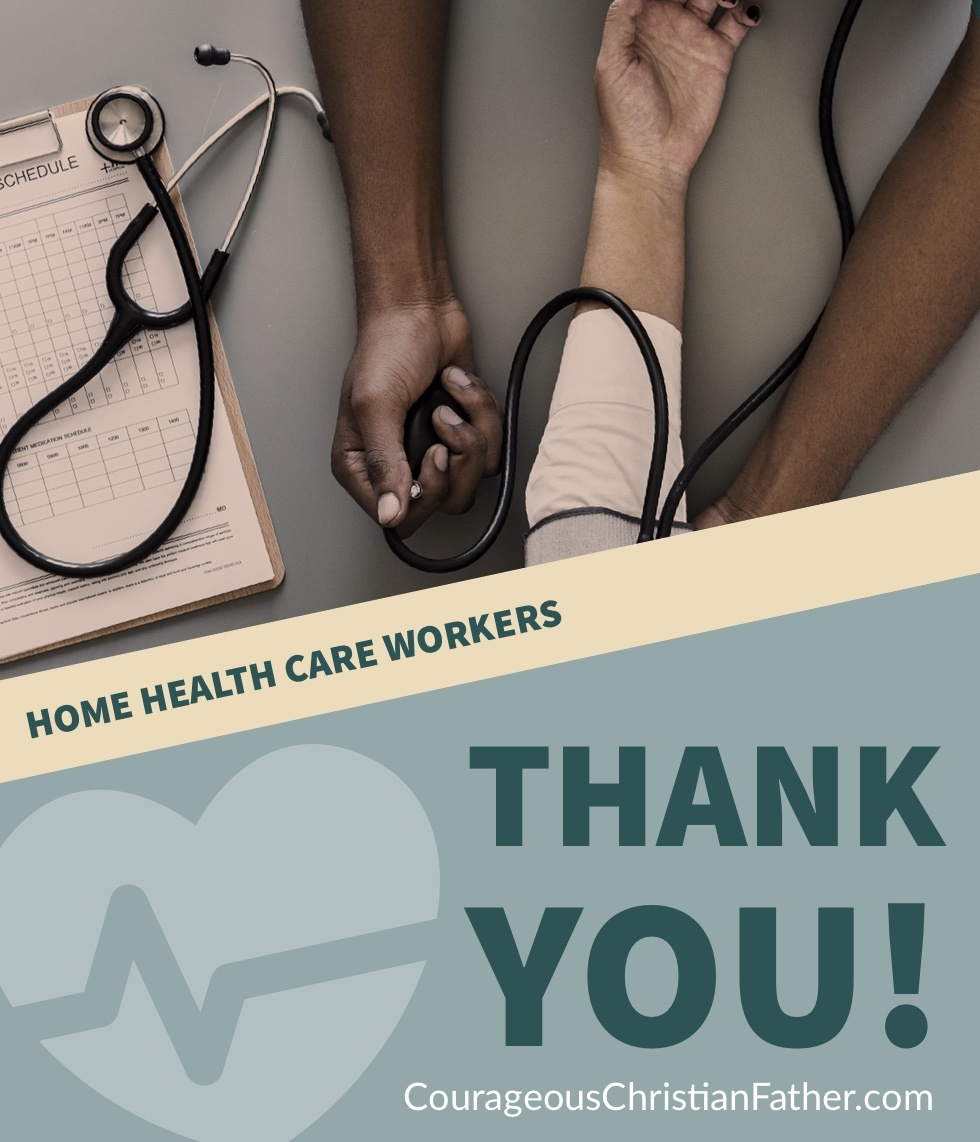 Thank You Shoutouts - Home Health Care Workers