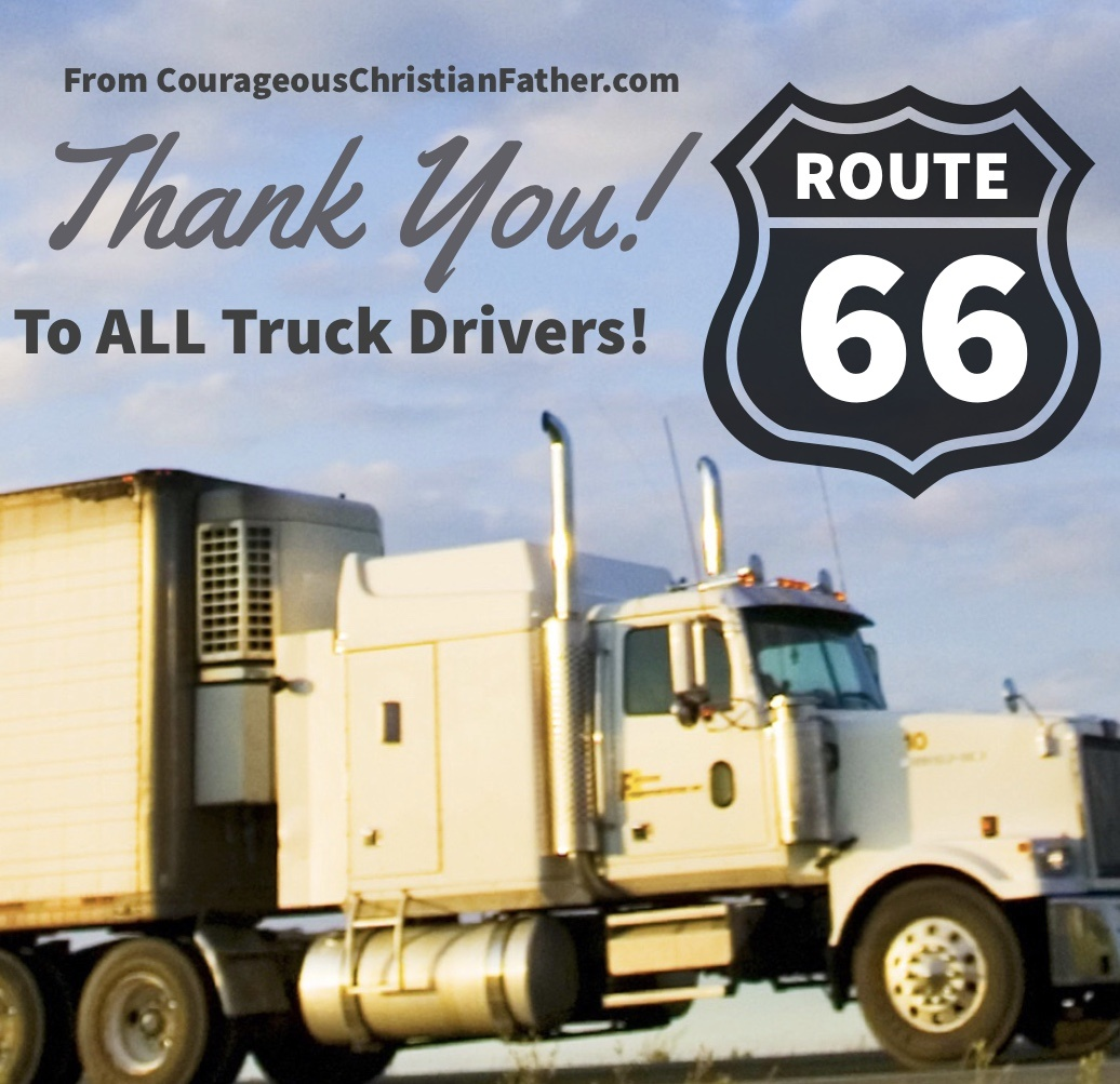 Thank You Shoutouts - Truck Drivers