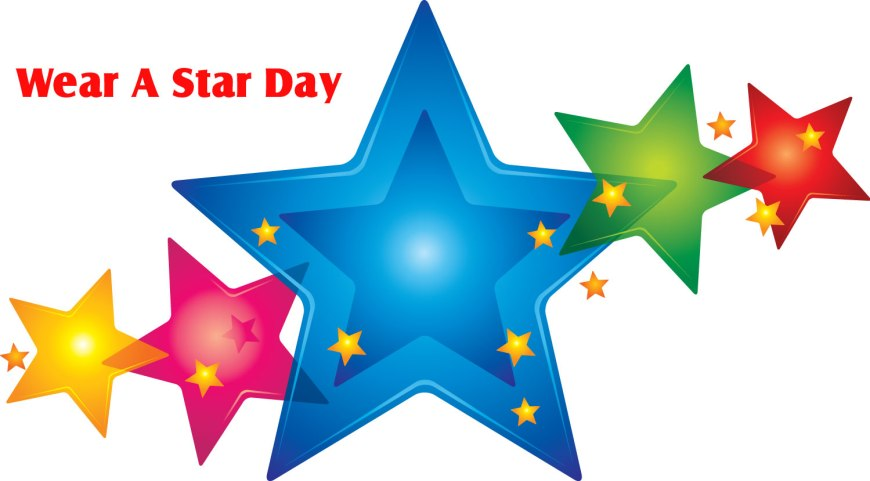 Wear A Star Day - A Day to wear a star. Wearing a star gives hope to families who have experienced the loss of a child. #WearAStarDay