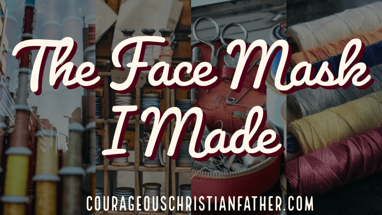 The Face Masks I Made - I am going to share with you all the different Face Masks that I have made. I stopped counting after I made my 25th mask. #FaceMask