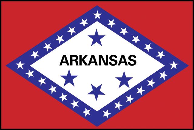Arkansas Prayer of the Day - Today's Prayer of the Day focuses on the state of Arkansas. #Arkansas #PrayeroftheDay