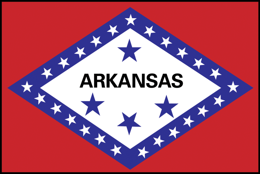 Arkansas Prayer of the Day - Today's Prayer of the Day focuses on the state of Arkansas. #Arkansas #PrayeroftheDay
