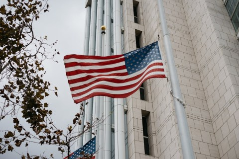Trump Orders Flags at Half-Staff Over Coronavirus - Trump announced over Twitter how he will have the flags over federal buildings at half-staff for Coronavirus and continue though Memorial Day.