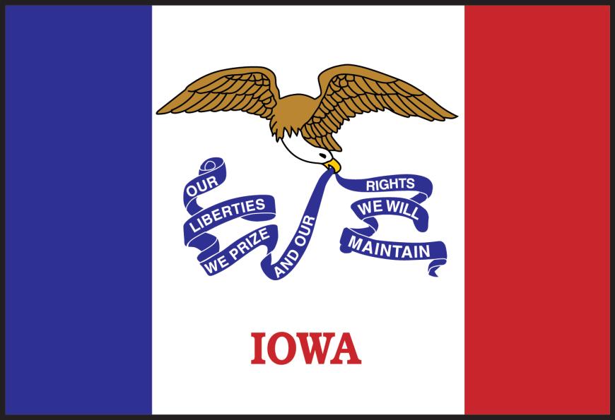 Iowa Prayer of the Day - Today's prayer focuses on the state of Iowa. #Iowa #PrayeroftheDay