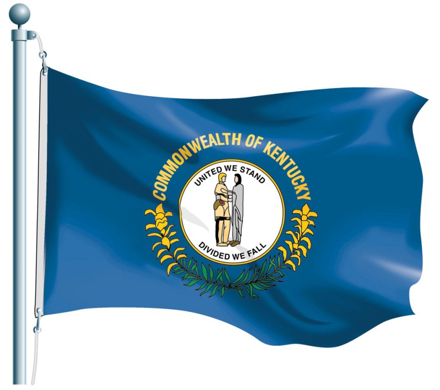 Kentucky Prayer of the Day - today's prayer focuses on the commonwealth of Kentucky. #Kentucky #PrayeroftheDay