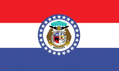Missouri Prayer of the Day - Today's prayer of the day focuses on the state of Missouri. #Missouri #PrayeroftheDay