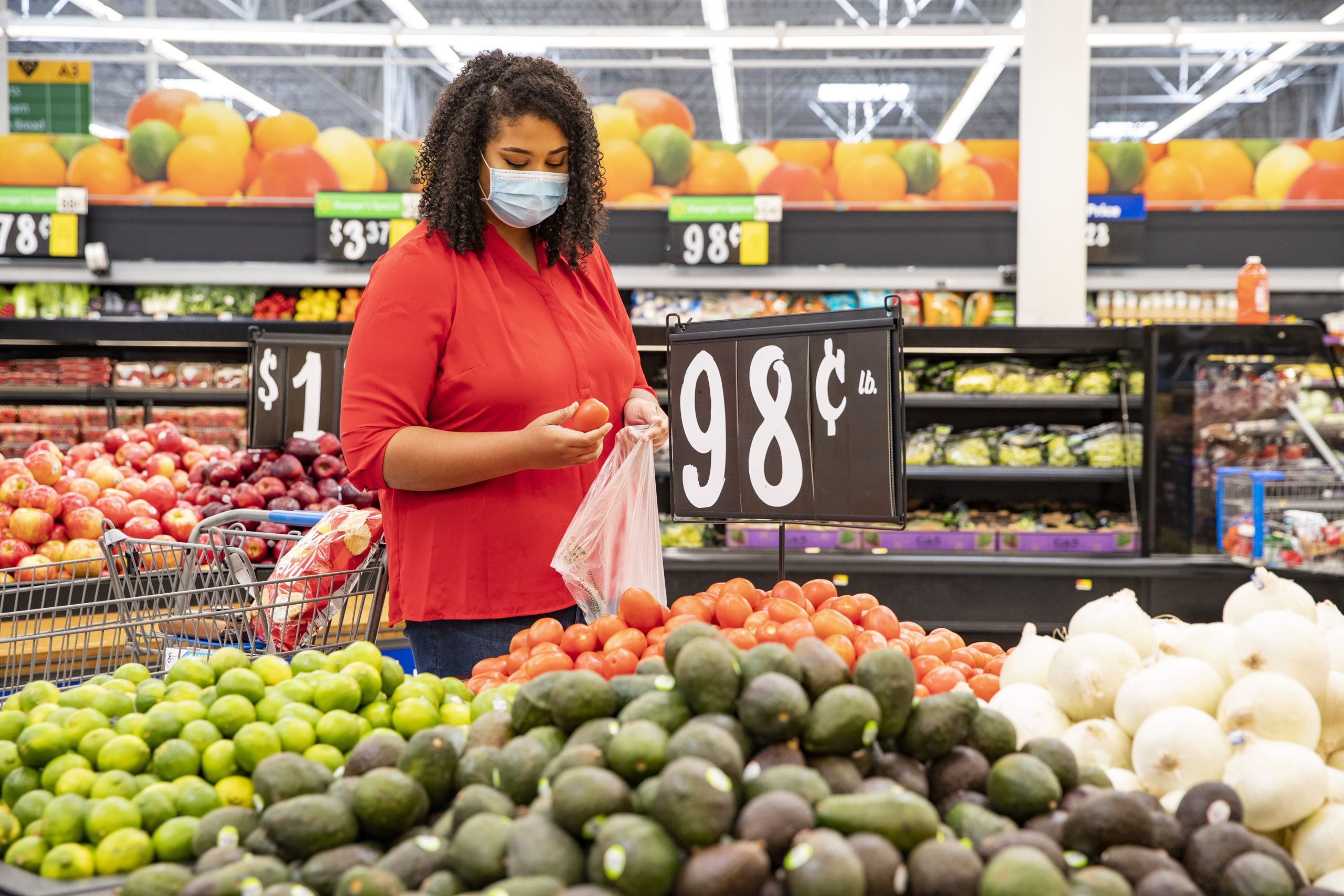 Walmart will require Face Coverings for shoppers, same for Sam's Club.