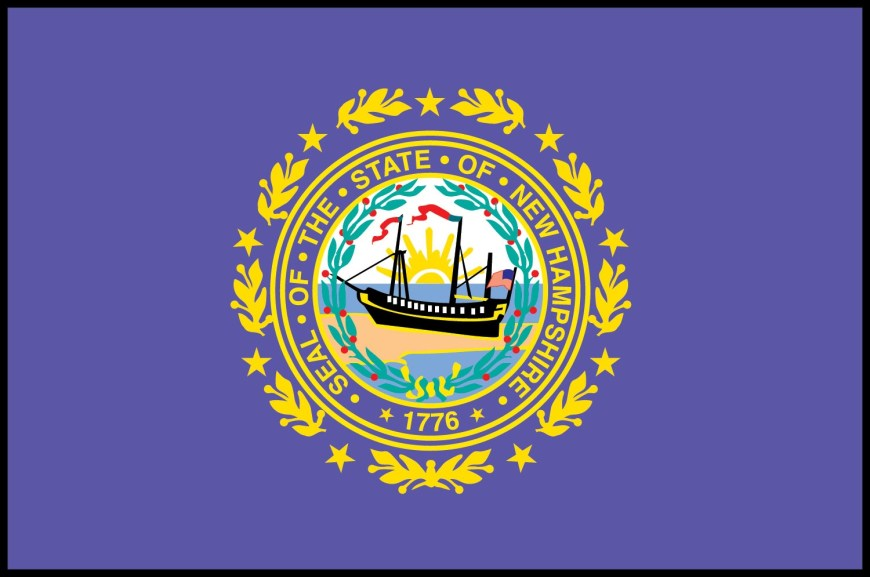 New Hampshire Prayer of the Day - Today's prayer of the day focuses on praying for the state of New Hampshire. #NewHampshire