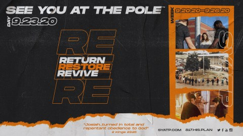 See You At the Pole 2020 (SYATP 2020)