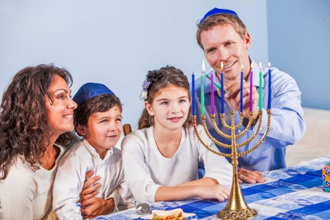 The meaning of the menorah - Menorahs are a prominent symbol of Chanukah, are seven-branched candelabras that have been used in Jewish worship since ancient times. #Menorah