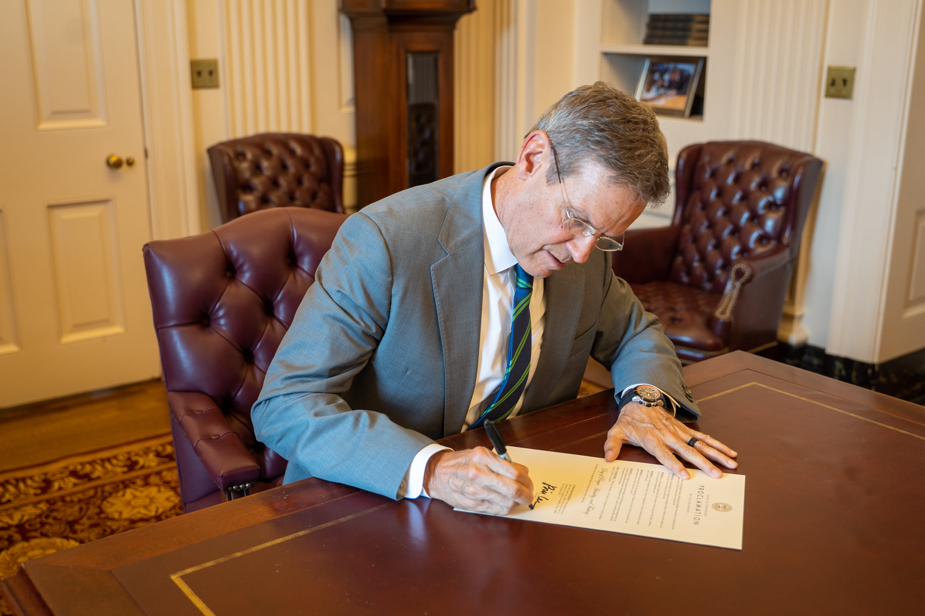 Tennessee Day of Prayer and Fasting - Gov. Bill Lee declared, Thursday, October 15, 2020 to be a day of Prayer and Fasting. #Prayer #Fasting #GovBillLee #Tennessee