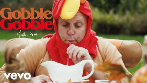 Gobble Gobble by Matthew West - Here is a Thanksgiving Song for you. #GobbleGobble #MatthewWest #Thanksgiving
